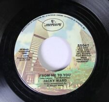 Soul 45 Jacky Ward - From Me To You / Rhythm Of The Rain On Mercury