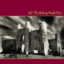 U2 THE UNFORGETTABLE FIRE BRAND NEW SEALED CD REMASTERED 2009