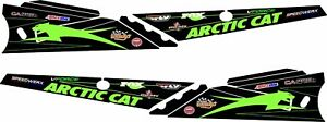 ARCTIC CAT TUNNEL GRAPHICS tunnel 129 137  2012 2017 SNO PRO RACER z 600 zr