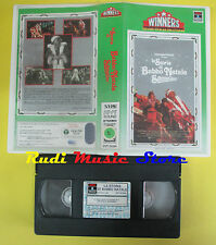 VHS film LA STORIA DI BABBO NATALE santa claus 1989 WINNERS 21254 (F58) no dvd