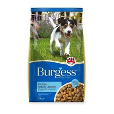 Burgess Puppy Rich in Chicken 12.5kg