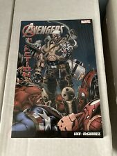 Avengers: X-Sanction Trade Tpb graphic novel. Cable, Avengers, Wolverine