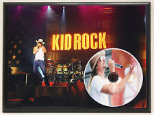 KID ROCK Ltd Edition Picture Disc Poster Art Display Free Shipping