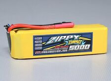 RC ZIPPY Compact 5000mAh 5S 25C Lipo Pack