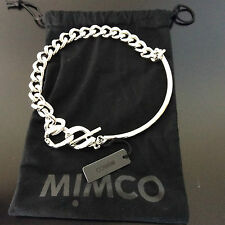 New MIMCO Inferno Choker Crystals Links Necklace BNWT rrp$199
