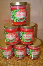 Twisted Kiwi Strawberry Smoke Odor Exterminator 13 oz Jar Candle {SIX PACK}