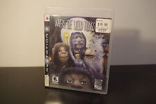 Where the Wild Things Are (Sony PS3, 2009) *Tested / CIB