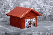 Shep Doghouse Urn - Large Cherry