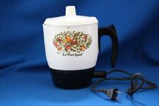 VINTAGE RETRO LE POT CHAUD ELECTRIC HOT WATER POT