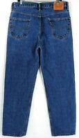 Men's Levis Levi's 550 Jeans Mens 36x34 Red Tab Blue Medium Wash Relaxed Fit