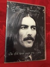 George Harrison - Dark Horse Years 1976-1992 DVD, George Harrison,