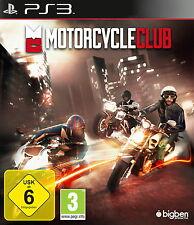 SONY PS3 Motorcycle Club OVP PlayStation 3 deutsch gebraucht günstig online kauf