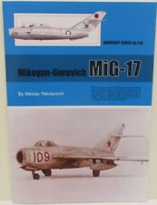 Warpaint Series No.124 - Mikoyan-Gurevich MIG-17                Book    64 Pages