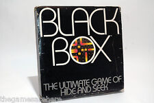 Black Box Board Game of Hide and Seek Parker Brothers 1978 (read description)