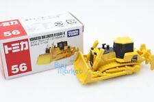 Takara Tomica Tomy #56 Komatsu Bulldozer D155 Scale 1/109 Mini Diecast Toy Car