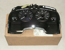 Vauxhall Zafira A Instrument Cluster With Black Dials (TRW 140MPH) R1610106