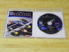 Birds of Steel (Sony Playstation 3, 2012) ********** Used **********