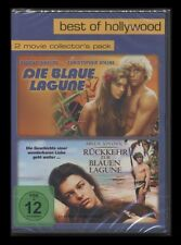DVD DIE BLAUE LAGUNE + RÜCKKEHR ZUR BLAUEN LAGUNE - 2 DISC SET *** NEU ***