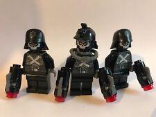 Minifigura LEGO 3 Star Wars-La muerte Troopers Zombie (75197 y 76050)