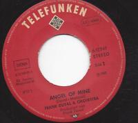 Frank Duval & Orchestra 1980 : Angel Of Mine  +  Magdalena Derrick Filmmusik