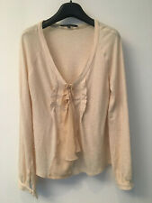 NATAN, beige/soft camel top, size 44