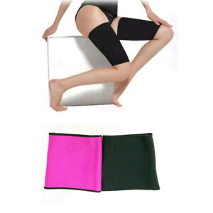 2pcs Neoprene Yoga Trainer Accessary Thigh Trimmer Trainer for Women Sports