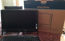 eMachines EZ1601-01 All In One Desktop Computer W/ Original Box ! Excellent-WoW!