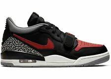 Nike Air Jordan Legacy 312 Baja criado Negro Gris Cemento Rojo CD7069-006 Hombre Nuevo
