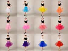 "26"" Vintage Petticoat Crinoline Underskirt Fancy Skirt Slips 50s Tutu Underdress"