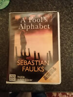 A Fool's Alphabet, Sebastian Faulks, Audio Book, 8 Cassettes, Read By Julian Glo