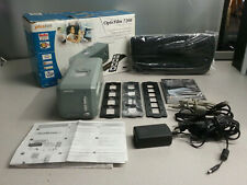 Plustek OpticFilm 7200 35mm Film and Slide Scanner with Accessories and Software