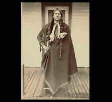 Chief Quanah Parker Photo Comanche Indian Native American Chief