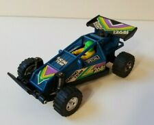 Vintage Hong Kong Cross Country Buggy Pull Back Car Special Racing Team #268