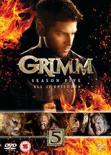 Grimm: Season 5 [DVD]
