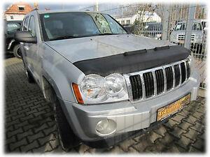 CAR HOOD BONNET BRA Jeep Grand Cherokee WH 2005-2010 FRONT MASK BRA DE CAPOT