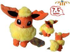Peluche Flareon Eevee Pokemon Pokémon