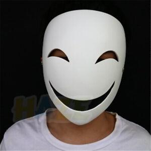 Anime BLACK BULLET Kagetane Hiruko Resin Mask Cosplay Mask Halloween Party