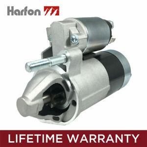 Starter fits Kia Sedona V6 3.5L 02 05 for Hyundai Santa Fe V6 2.7L 01 06 17764