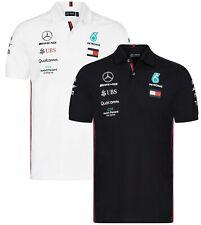 Mercedes AMG Petronas Tommy 2019 Men's F1 Team Polo Shirt