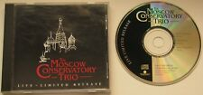 THE MOSCOW CONSERVATORY TRIO..LIVE LIMITED RELEASE AUSTRALIAN PRESSING MUSIC CD