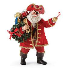 Dept 56 Possible Dreams Treasure Hunter 4057020 NEW NIB Santa By The Sea Pirate