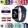 Silicon Sport Bracelet Wrist Watch Band Strap for Apple Watch Series 5 4 3 2