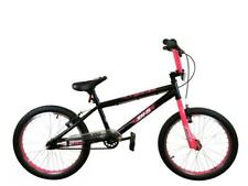 "NEW* XN-15-20 Kids Freestyle BMX Bike Girls Unisex 20"" Wheel Junior Bicycle PINK"