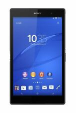 """Sony Xperia Z3 Compact (SGP621) Tablet 8"""" 3GB WiFi 4G/LTE 16GB Android Black"""