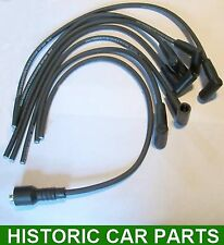 Set of HT Ignition Leads  - Austin Healey 3000 Mk 2  Lead 1961-62 Side Entry