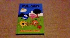 MR. MEN FAVOURITE TALES by Roger Hargreaves ANNUAL 2nd UK ONLY H/B BOOK 2011