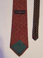 Vintage Tommy Hilfiger Men's Neck Tie Made In USA 100% Silk
