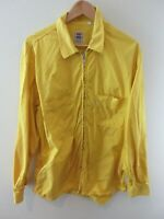 Levi's Mens Vintage Shirt 70s Size XL Long Sleeve Button Zip Up Regular Fit Rare