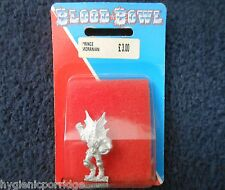 1994 High Elf Bloodbowl 3rd Edition Star Player Prince Moranian Citadel Team MIB
