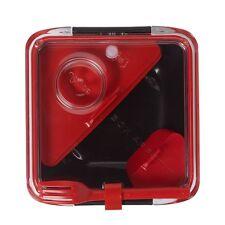 Red box appetit boîte à déjeuner par black + blum
